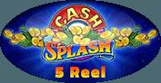 Игровой автомат CashSplash 5 Reel Microgaming