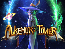 Башня Алкемора в онлайн-казино Admiral